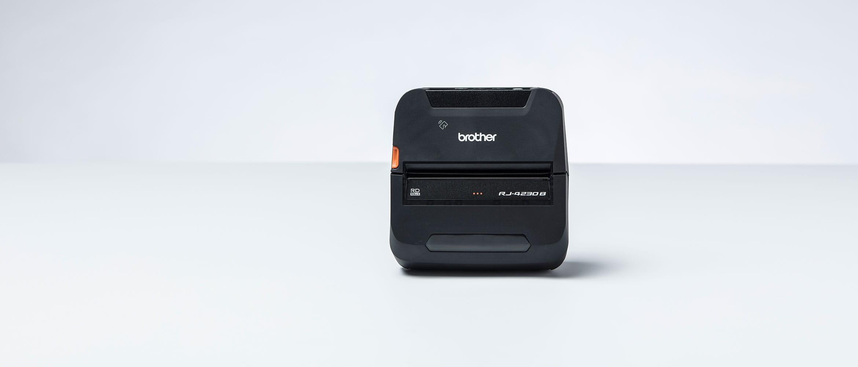 4palcová mobilní tiskárna štítků Brother RJ-4B