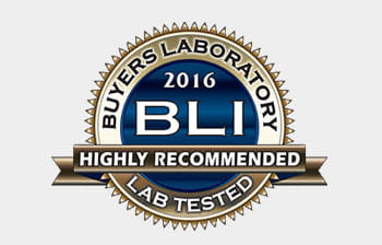 Logo BLI Highly Recommended Award 2016