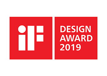 Ocenění iF DESIGN AWARD 2019