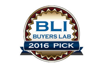 Logo BLI Buyers Lab 2016 Award Award