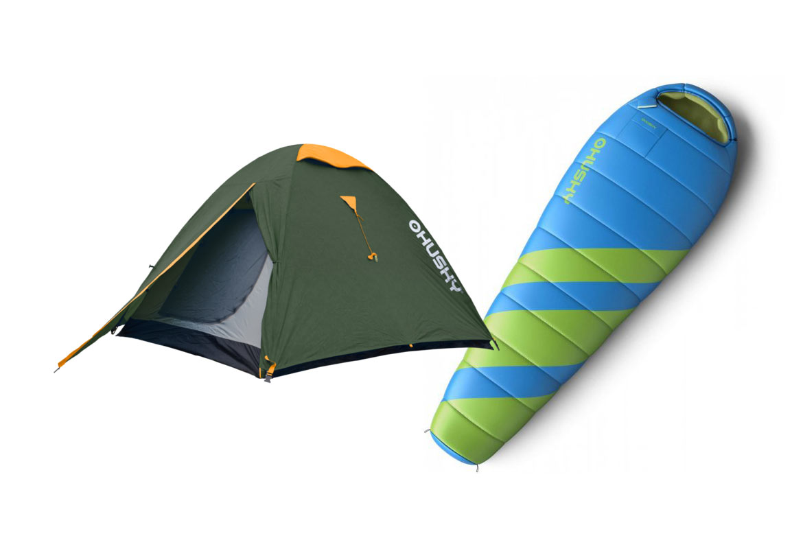 tent-and-sleeping-bag