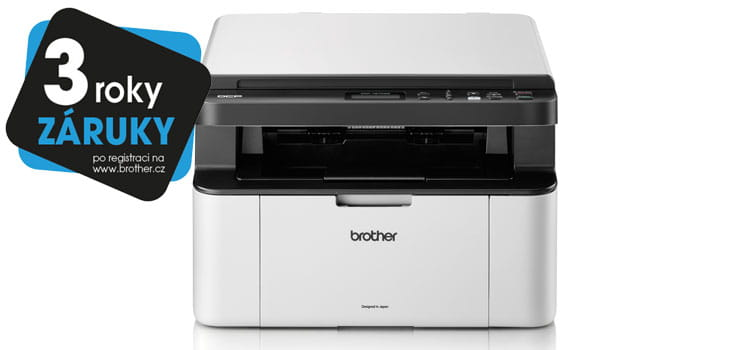 Brother Tonerbenefit printer DCP-1623WE with 3 Years Warranty Logotype for BCZ