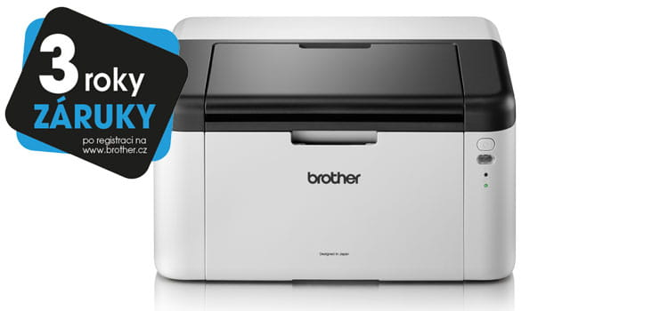 Brother Tonerbenefit printer HL-1223WE with 3 Years Warranty Logotype for BCZ