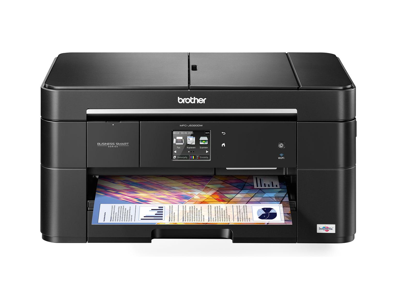 MFC-J5320DW a3 inkjet printers