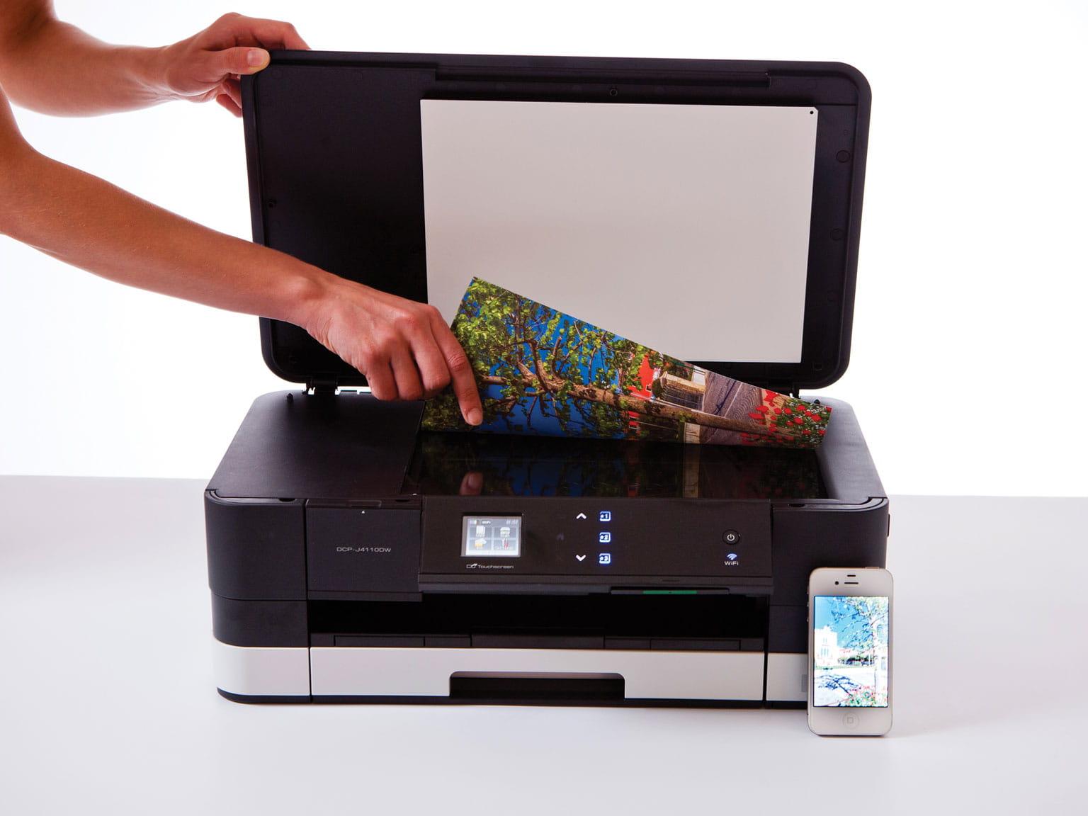Řešení pro malopodnikové skenování