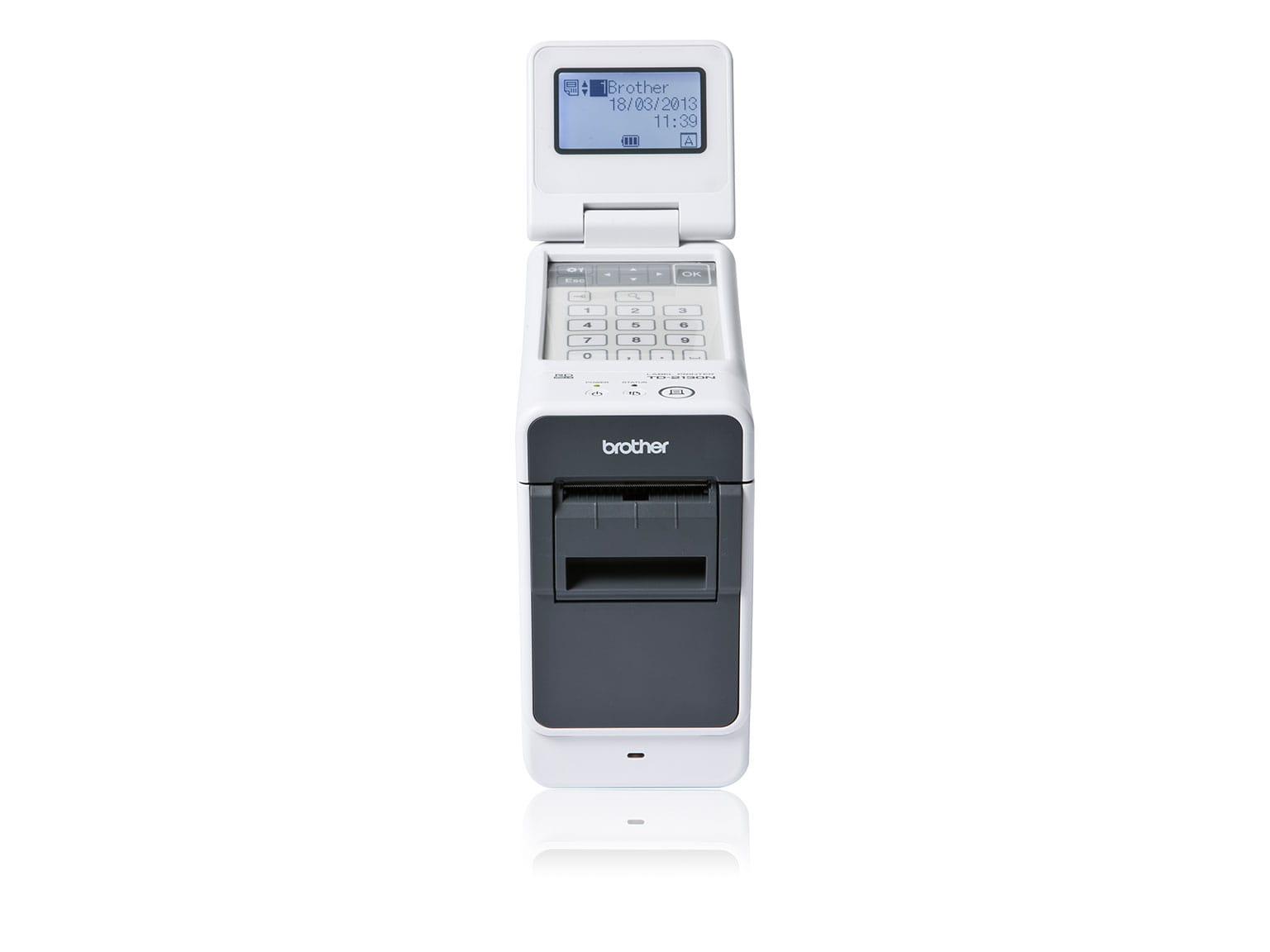 Přenosná tiskárna Brother TD-3120