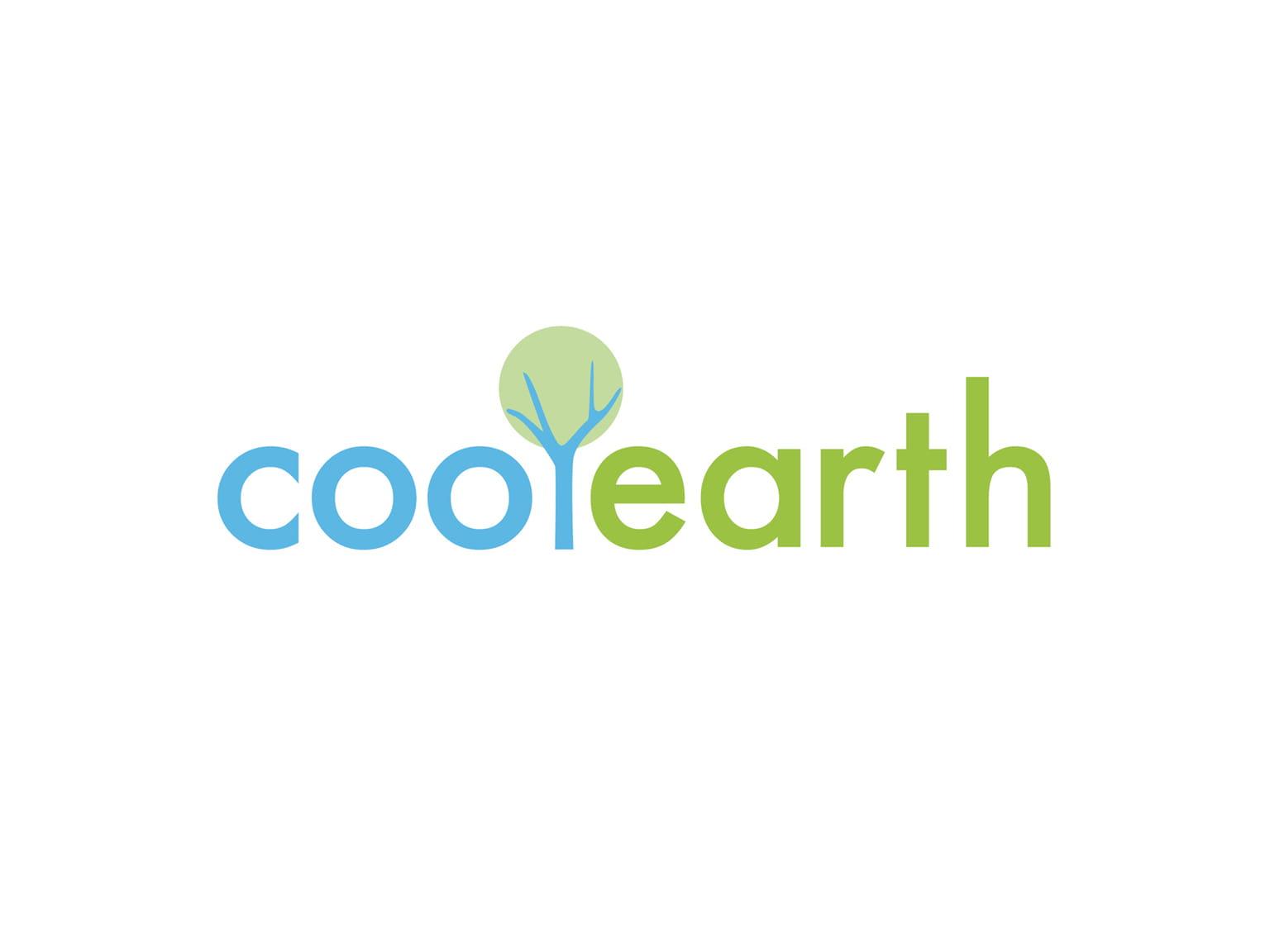Barevné logo Cool Earth