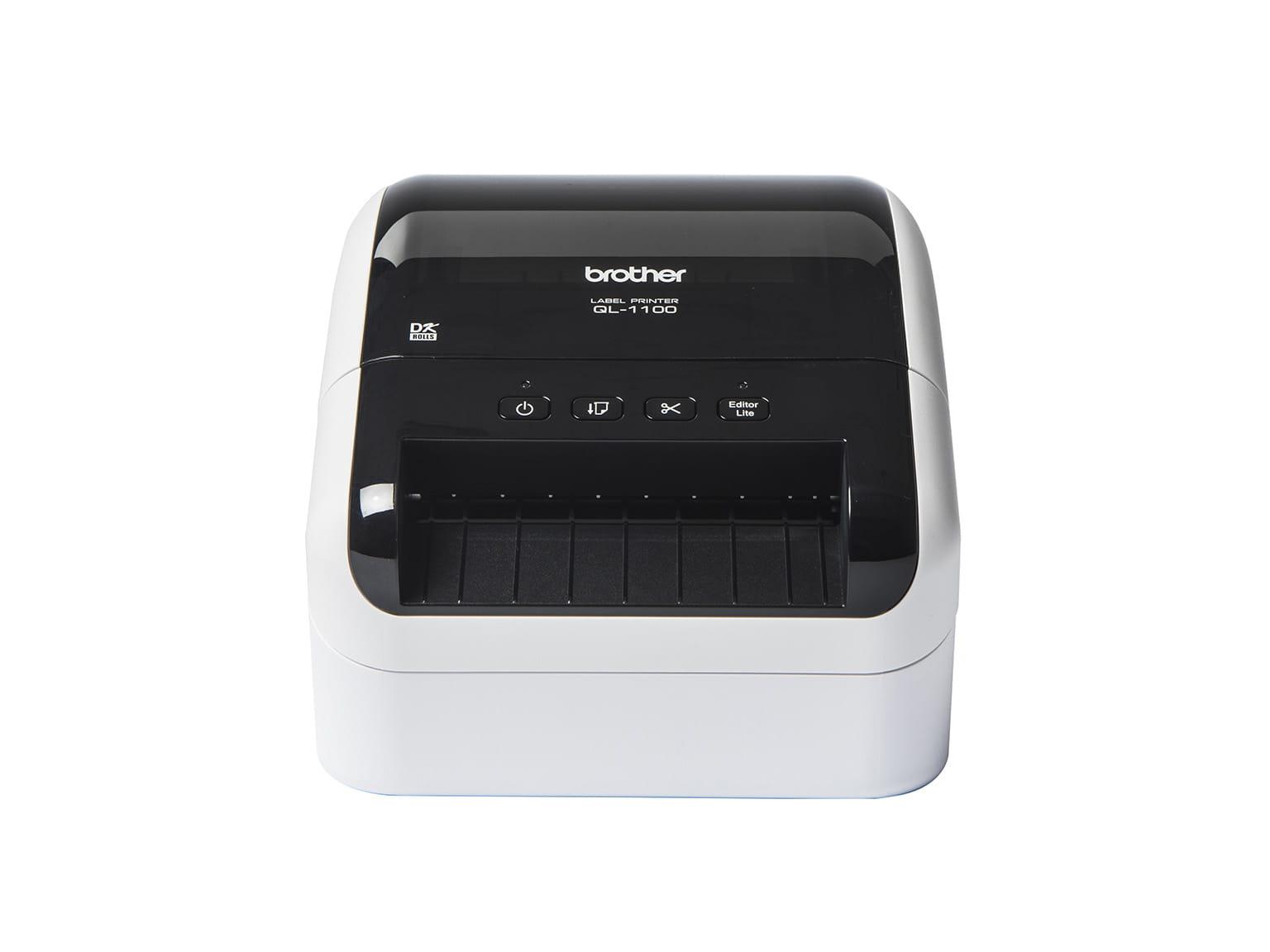 Tiskárna štítků Brother řady QL-1100 pro zdravotnictví