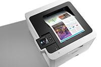 Barevná laserová tiskárna HL-L3270DW tiskne barevný dokument
