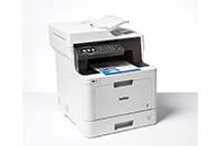 MFC-L8690CDW, barevný laser, barevný výstup, multifunkční tiskárna