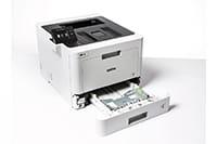 Barevná laserová tiskárna HL-L8360CDW s otevřeným zásobníkem papíru