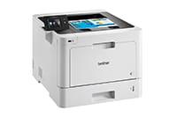 Barevný výtisk z barevné laserové tiskárny HL-L8360