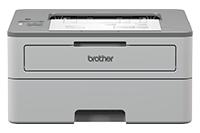 Mono laserová tiskárna Brother HL-B2080DW s výtiskem