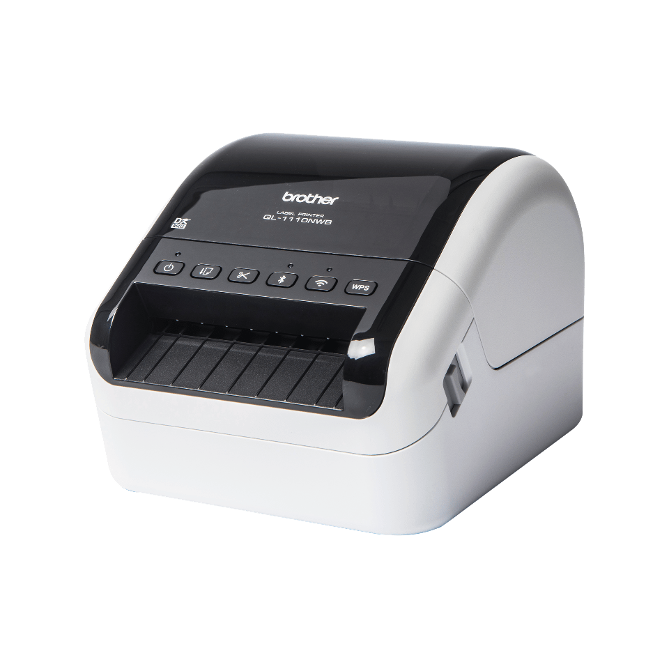 QL-1110NWB tiskárna pro štítky s čárovým kódem 2