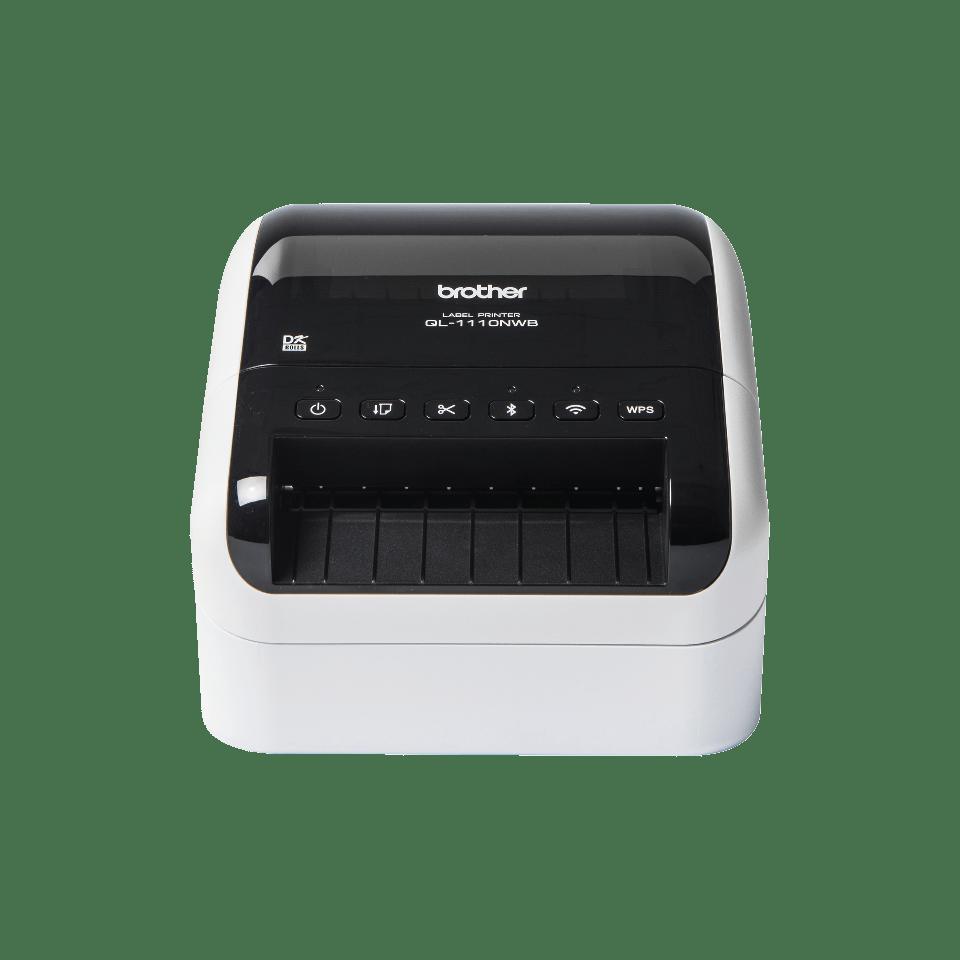 QL-1110NWB tiskárna pro štítky s čárovým kódem