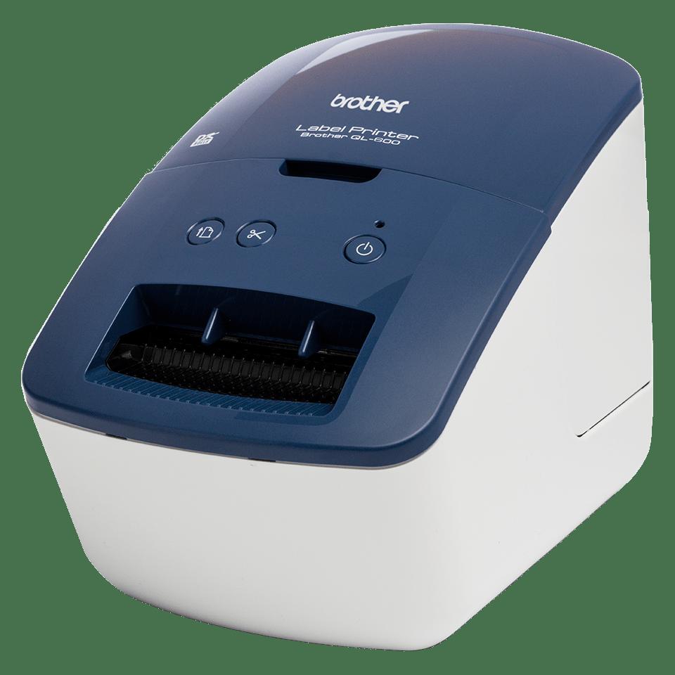 QL-600B Tiskárna na adresní štítky 2