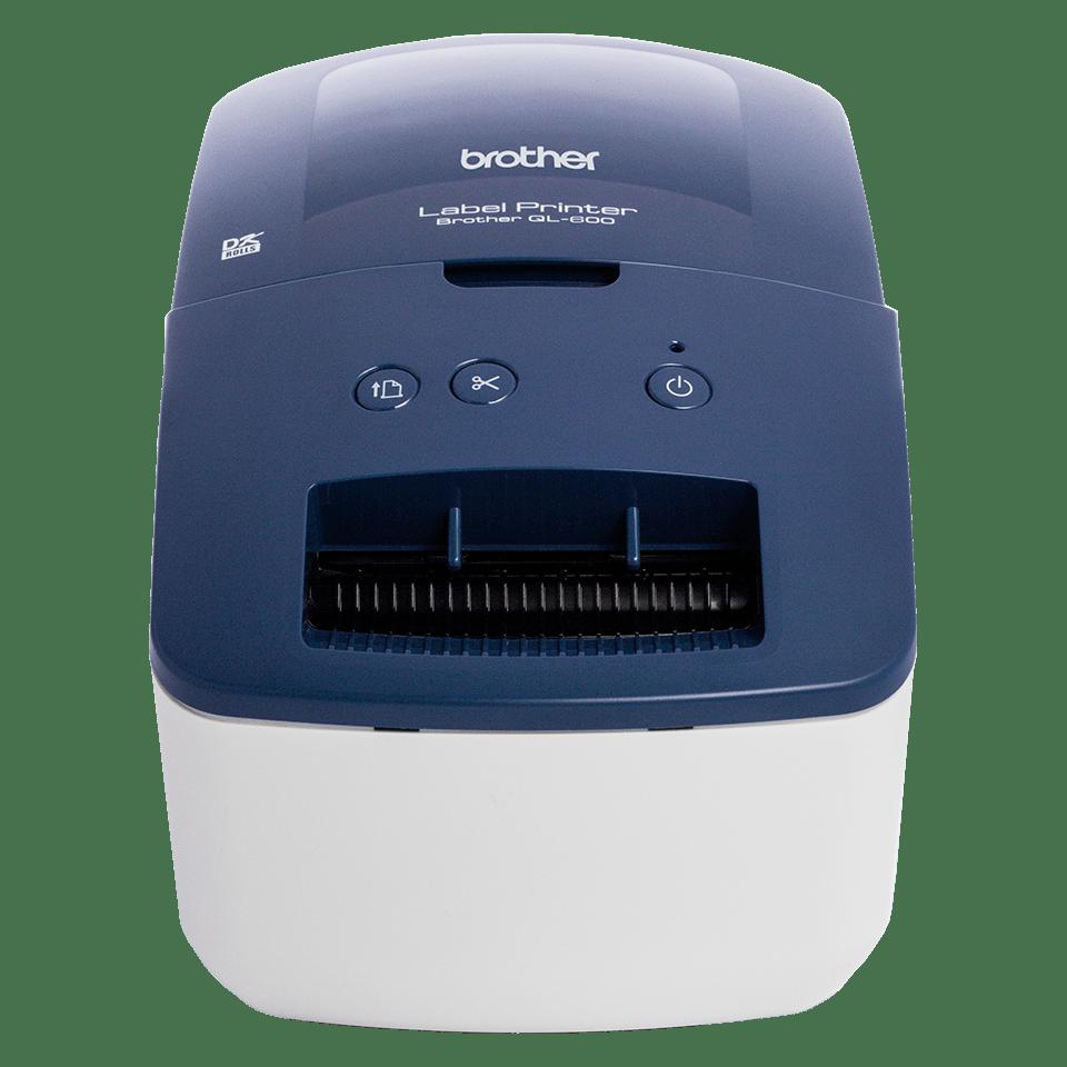 QL-600B Tiskárna na adresní štítky