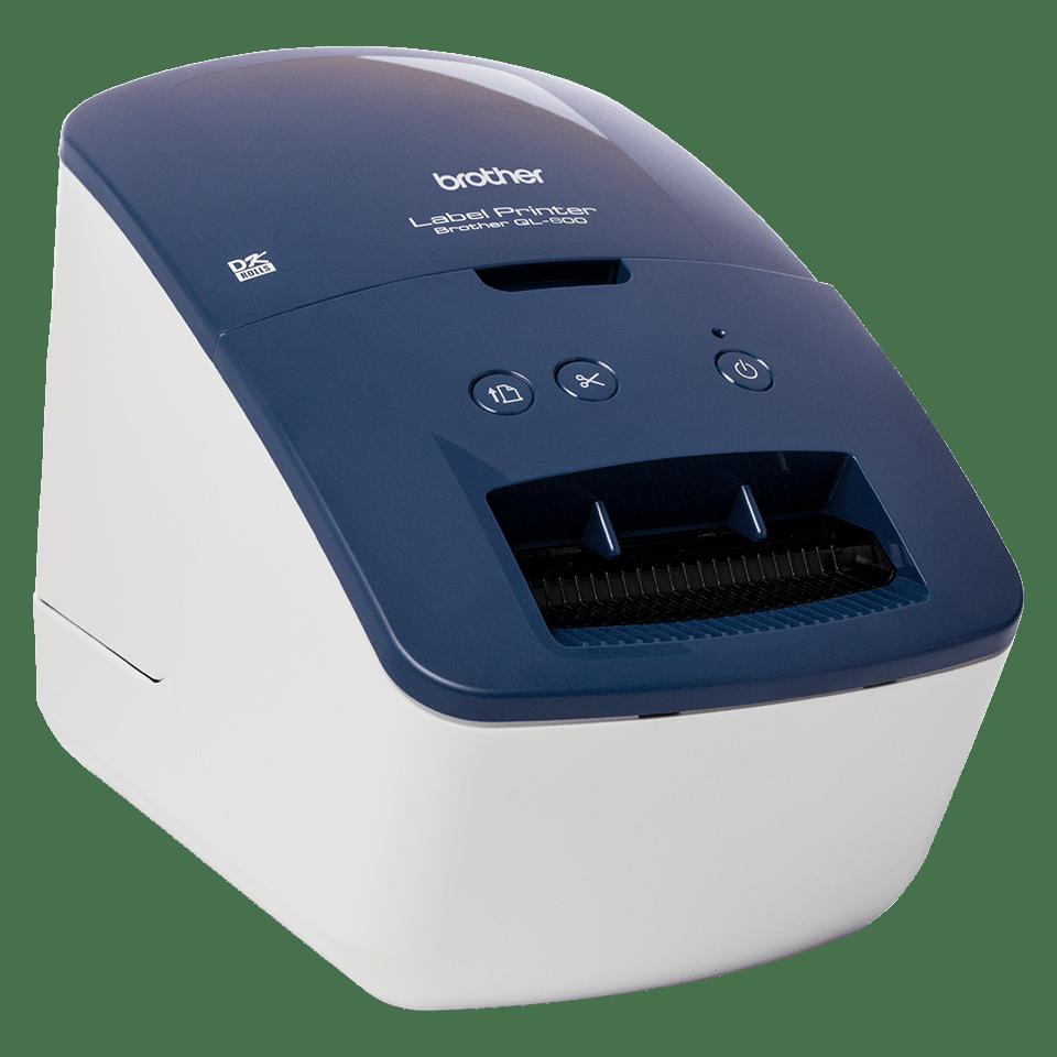 QL-600B Tiskárna na adresní štítky 3