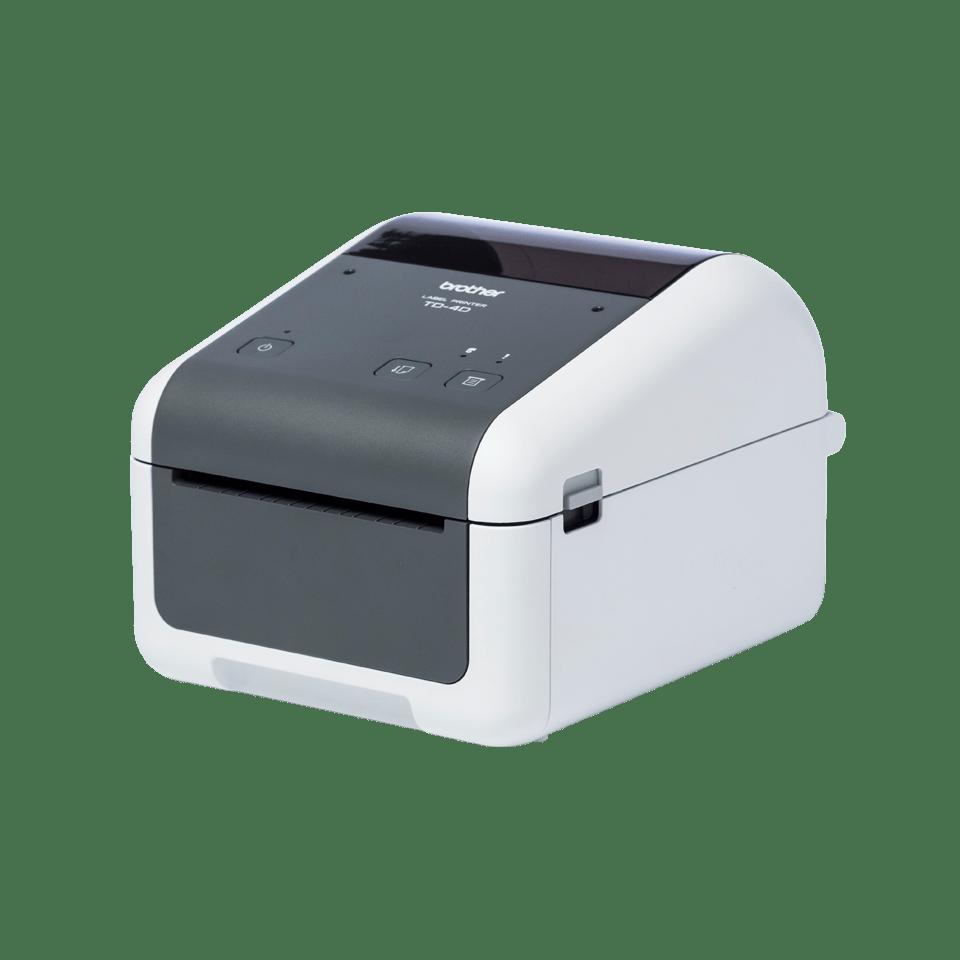 TD-4420DN vysoce kvalitní síťová tiskárna štítků 2