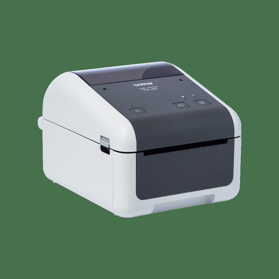TD-4420DN vysoce kvalitní síťová tiskárna štítků 3
