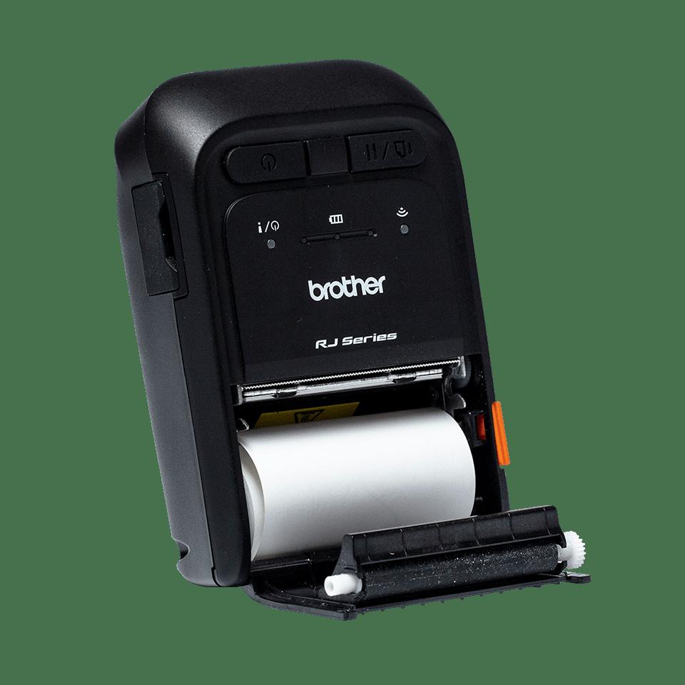 Brother RJ-2055WB mobilní tiskárna účtenek 4