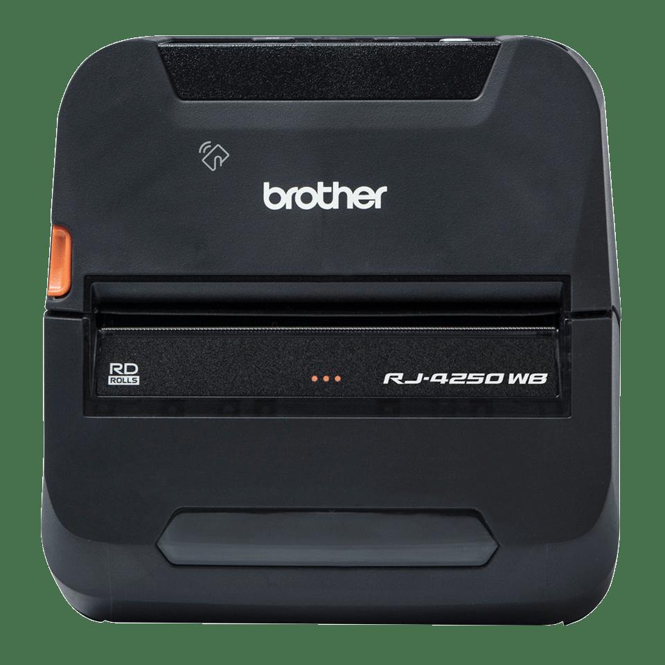 Celkový pohled na tiskárnu RJ-4250WB