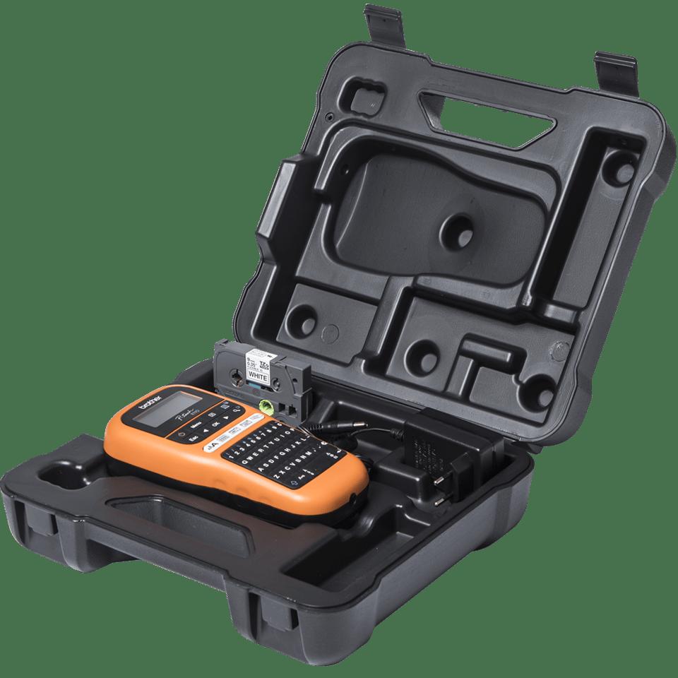Brother P-touch PT-E110VP tiskárna štítků pro elektrikáře 5