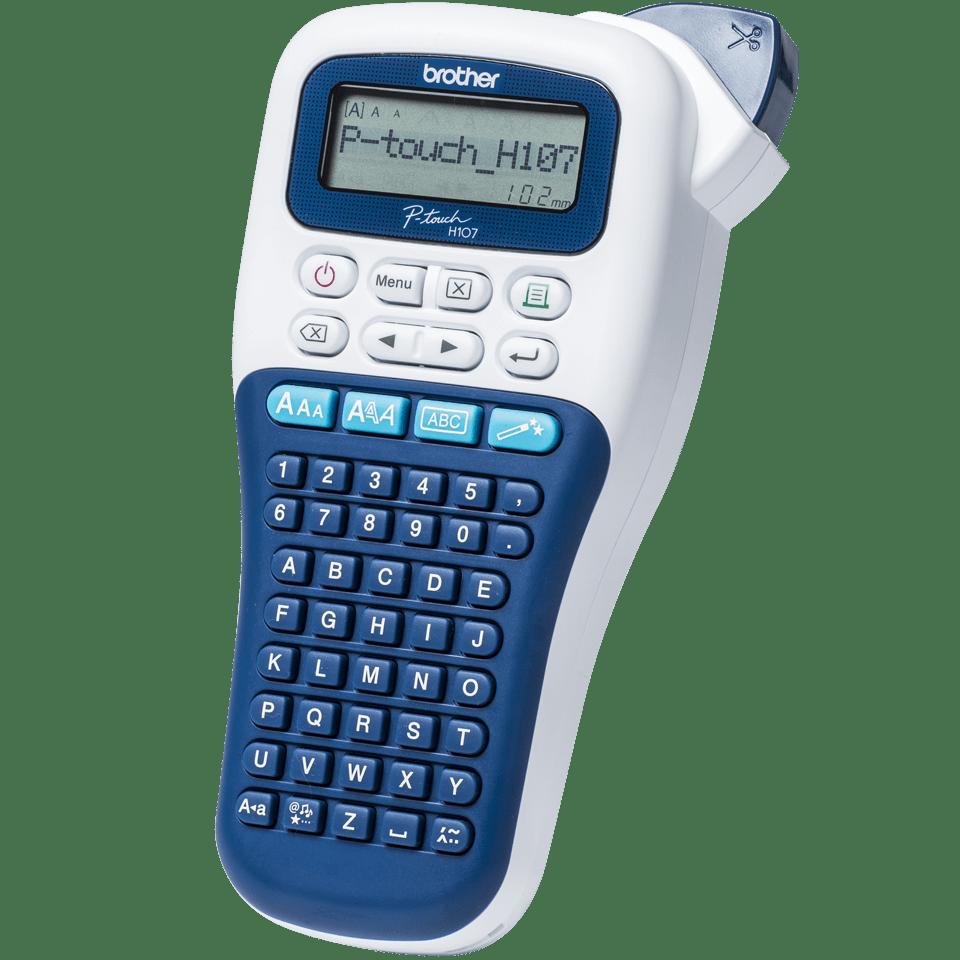 Ruční tiskárna štítků P-touch PT-H107B