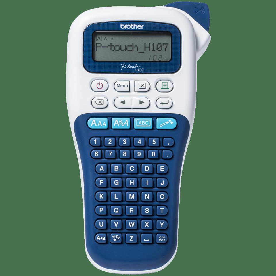 Ruční tiskárna štítků P-touch PT-H107B 2