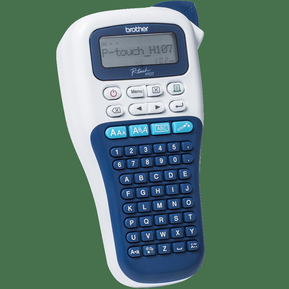 PT-H107B Ruční tiskárna štítků P-touch  3