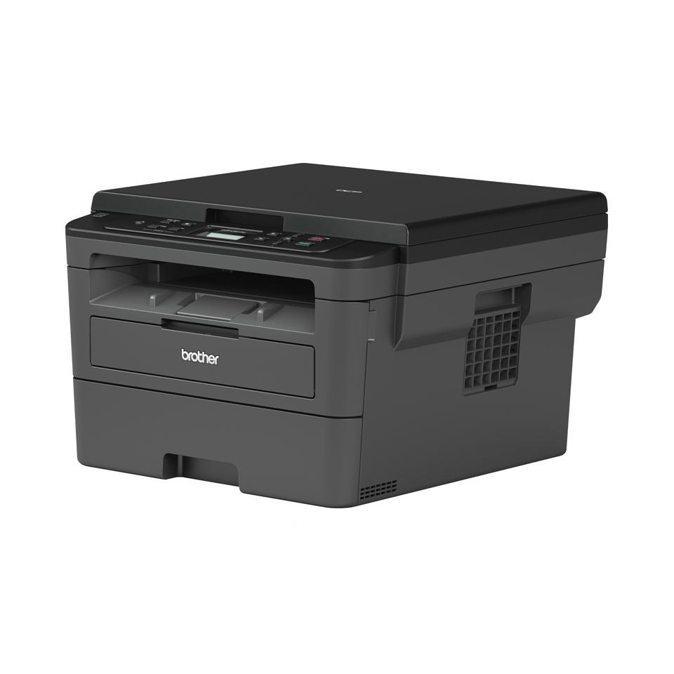 DCP-L2512D kompaktní 3-v-1 mono laserová tiskárna