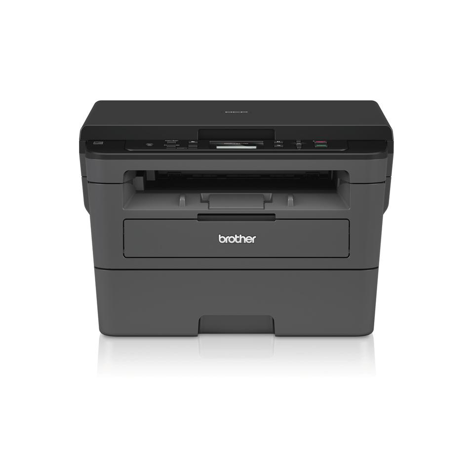 DCP-L2512D kompaktní 3-v-1 mono laserová tiskárna 2