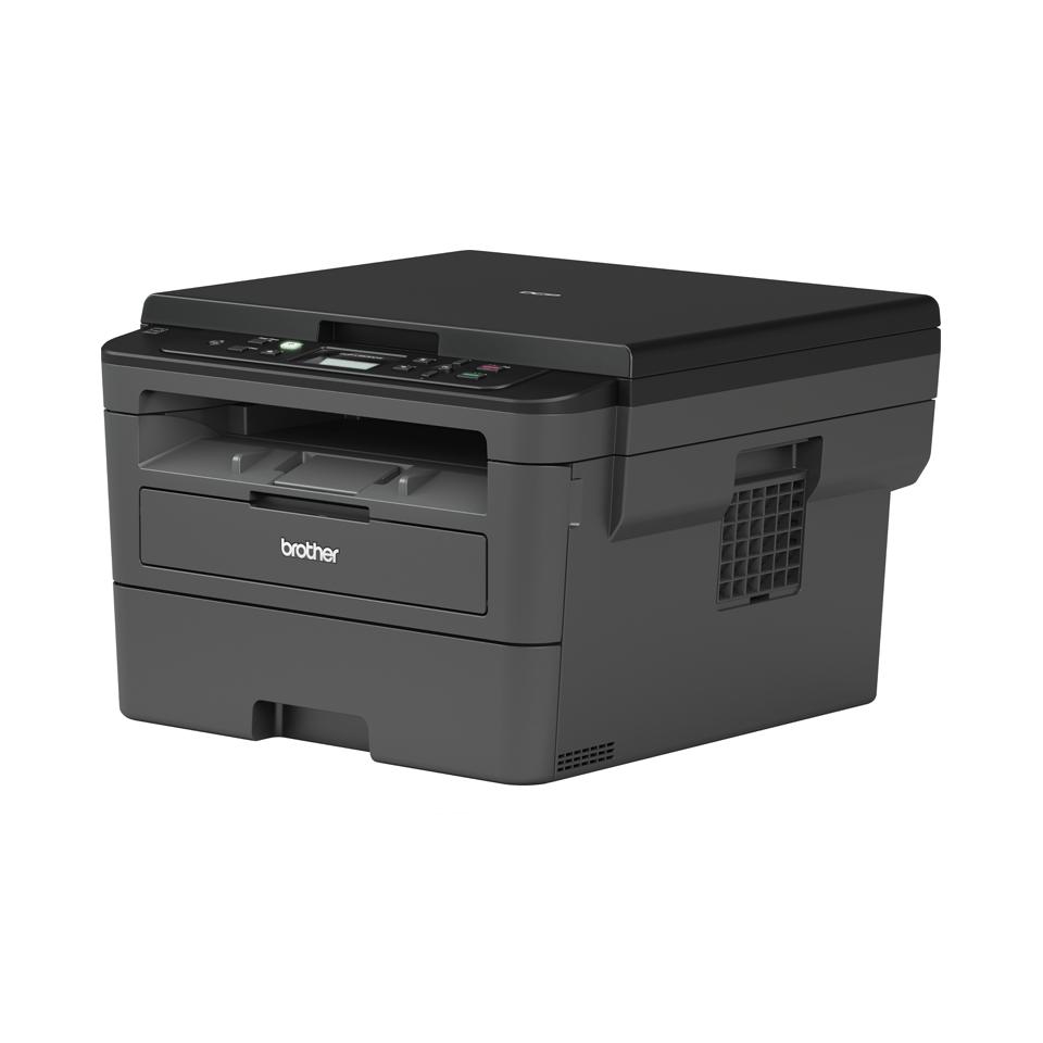 Kompaktní bezdrátová 3-v-1 mono laserová tiskárna - Brother DCP-L2532DW