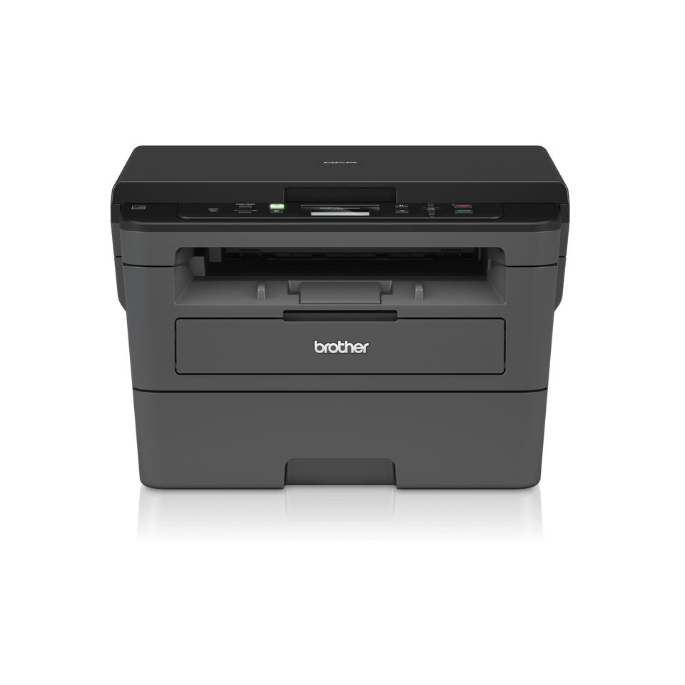 Kompaktní bezdrátová 3-v-1 mono laserová tiskárna - Brother DCP-L2532DW 2