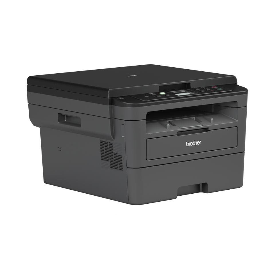 Kompaktní bezdrátová 3-v-1 mono laserová tiskárna - Brother DCP-L2532DW 3