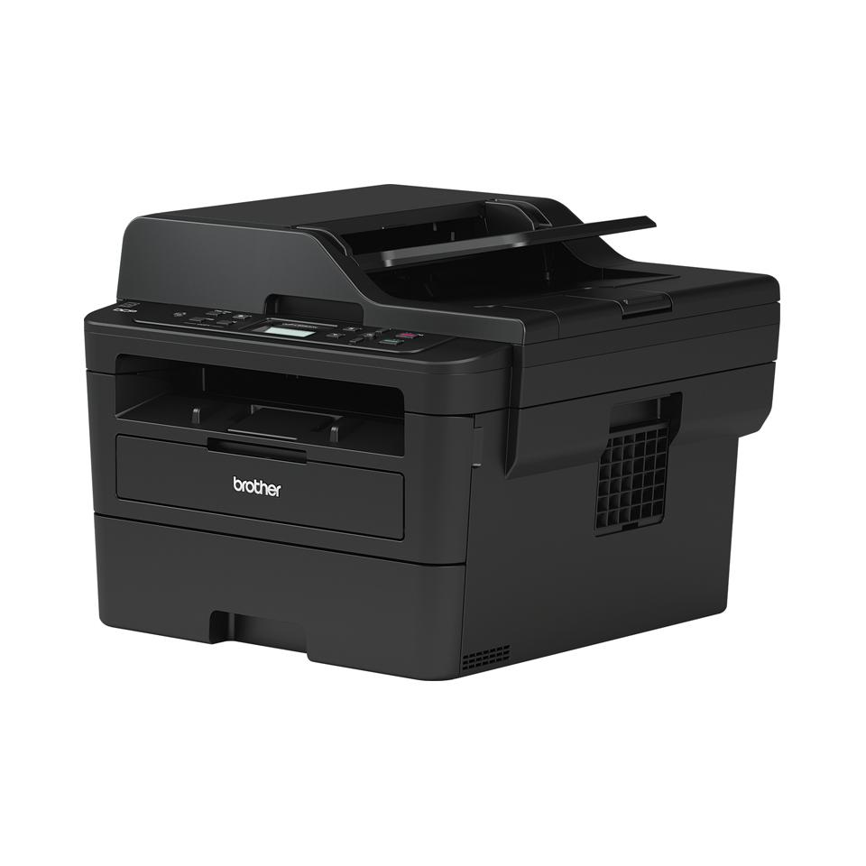 DCP-L2552DN kompaktní síťová 3-v-1 mono laserová tiskárna 2