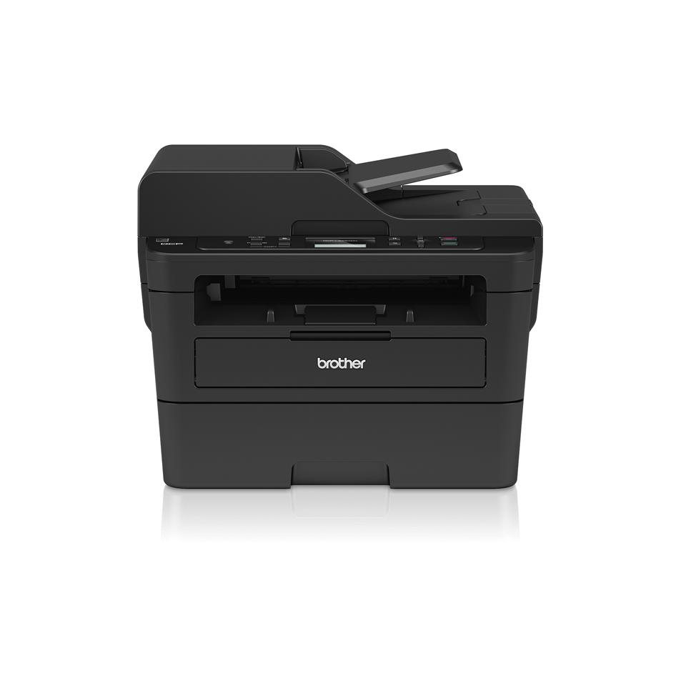 DCP-L2552DN kompaktní síťová 3-v-1 mono laserová tiskárna