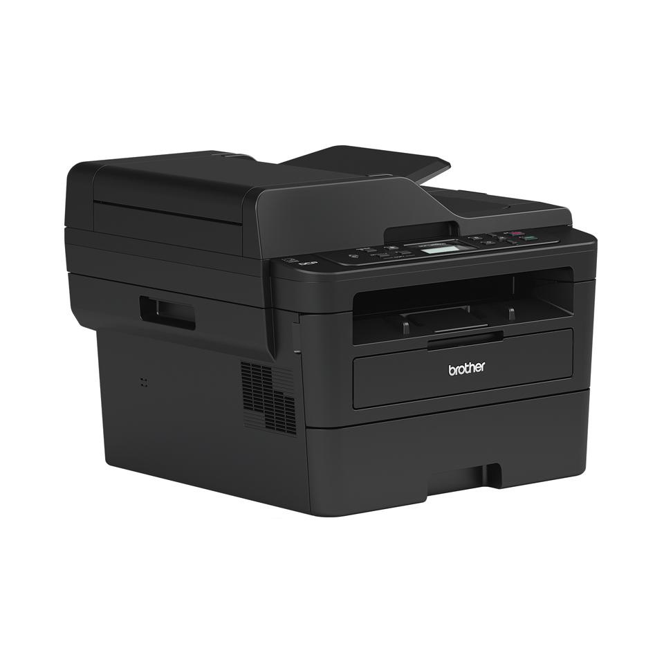 DCP-L2552DN kompaktní síťová 3-v-1 mono laserová tiskárna 3
