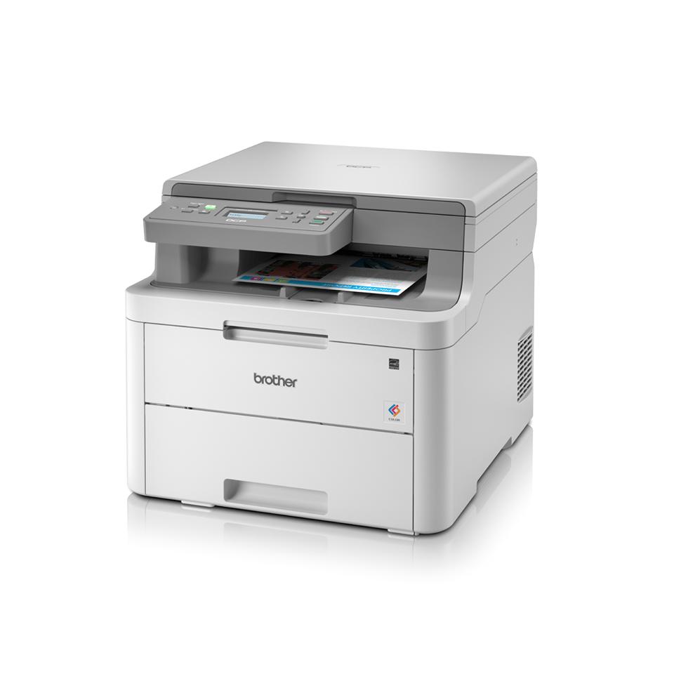 DCP-L3510CDW Barevná bezdrátová LED tiskárna 3 v 1 2