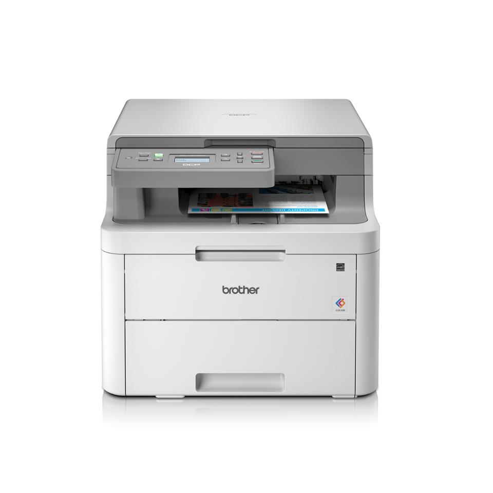 DCP-L3510CDW Barevná bezdrátová LED tiskárna 3 v 1
