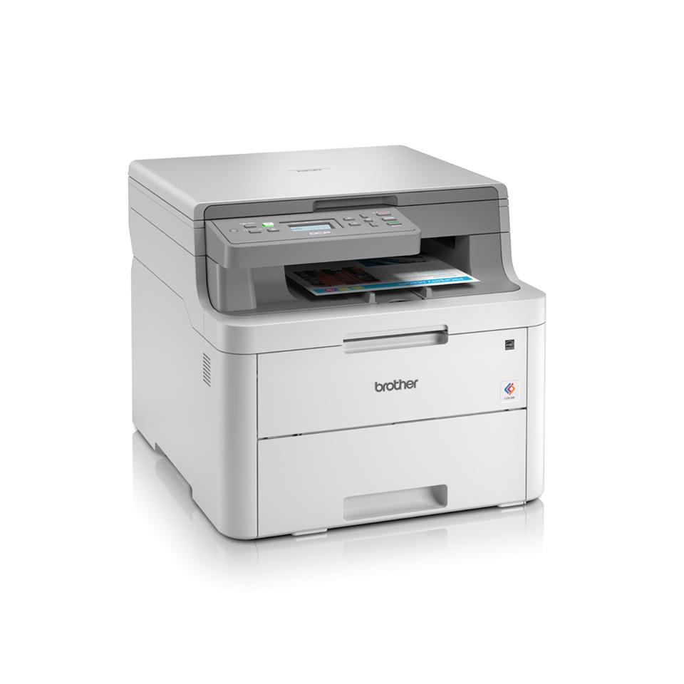 DCP-L3510CDW Barevná bezdrátová LED tiskárna 3 v 1 3