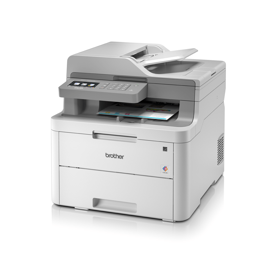 DCP-L3550CDW Barevná bezdrátová LED tiskárna 3 v 1 2
