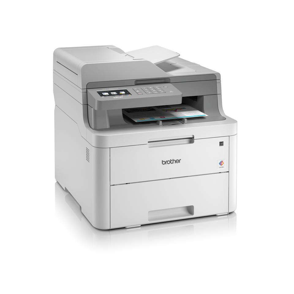 DCP-L3550CDW Barevná bezdrátová LED tiskárna 3 v 1 3