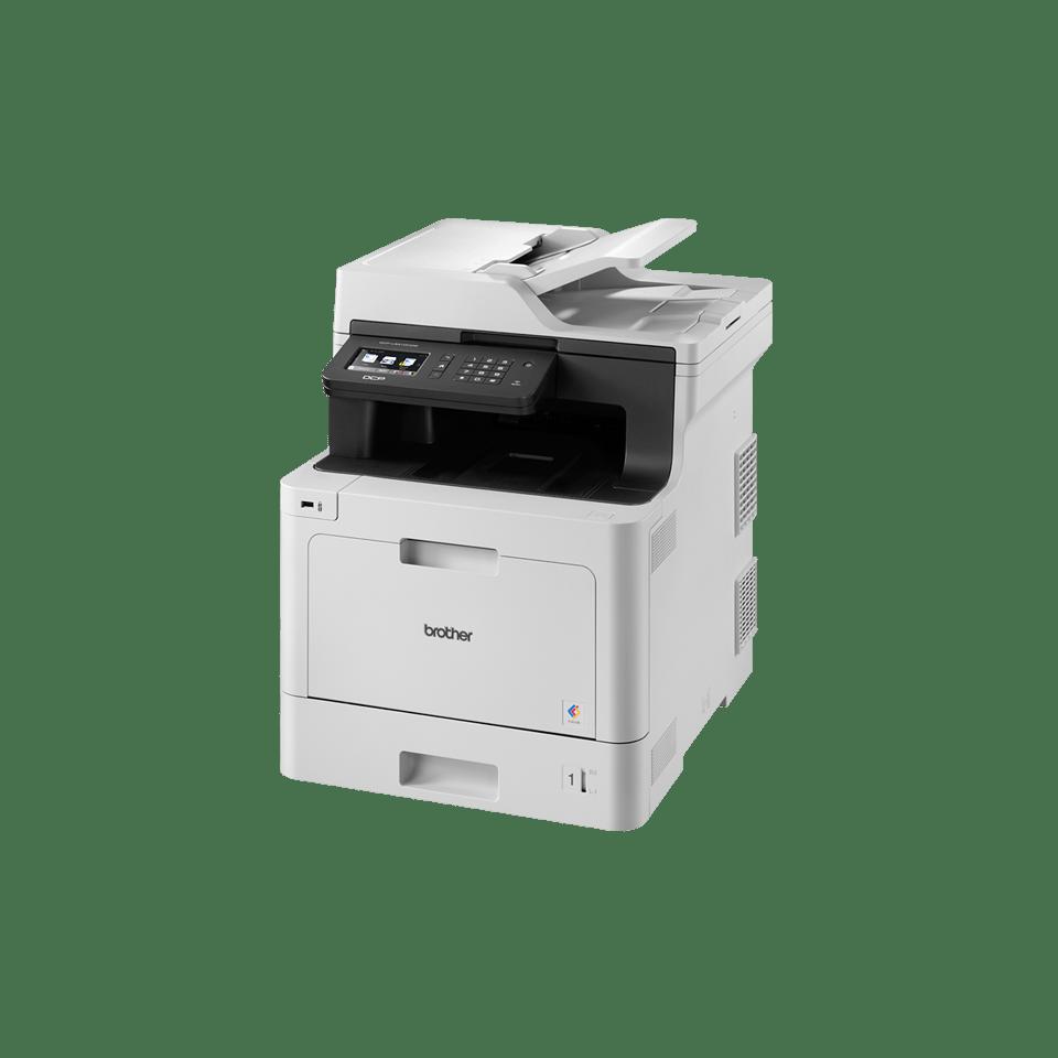 DCP-L8410CDW barevný laser + duplex a Wi-Fi