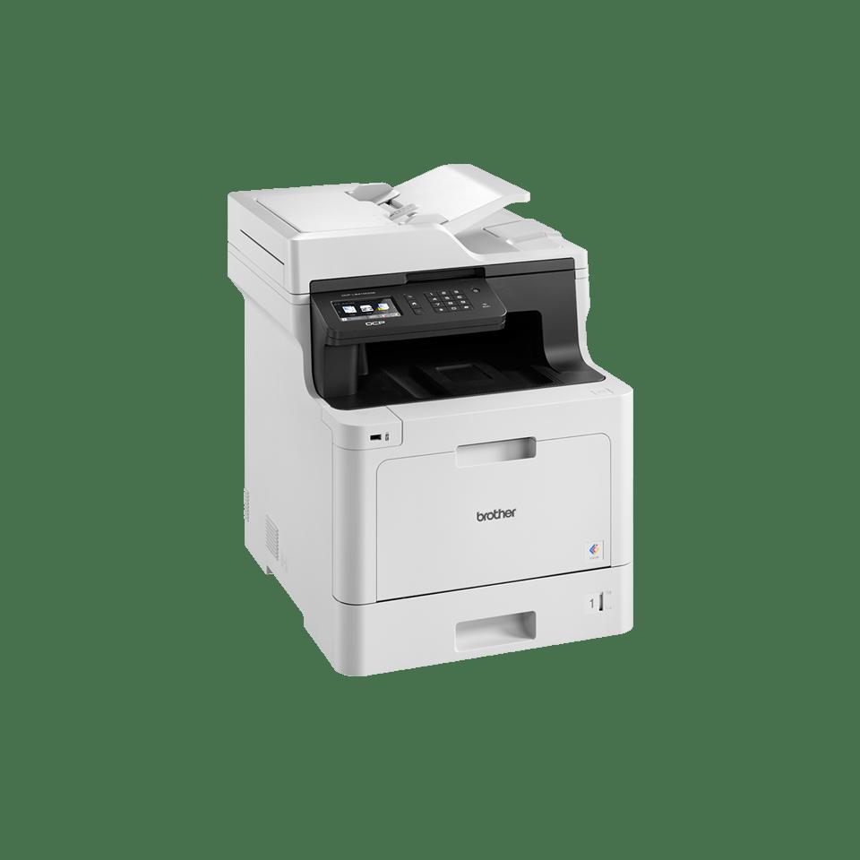 DCP-L8410CDW barevný laser + duplex a Wi-Fi 3