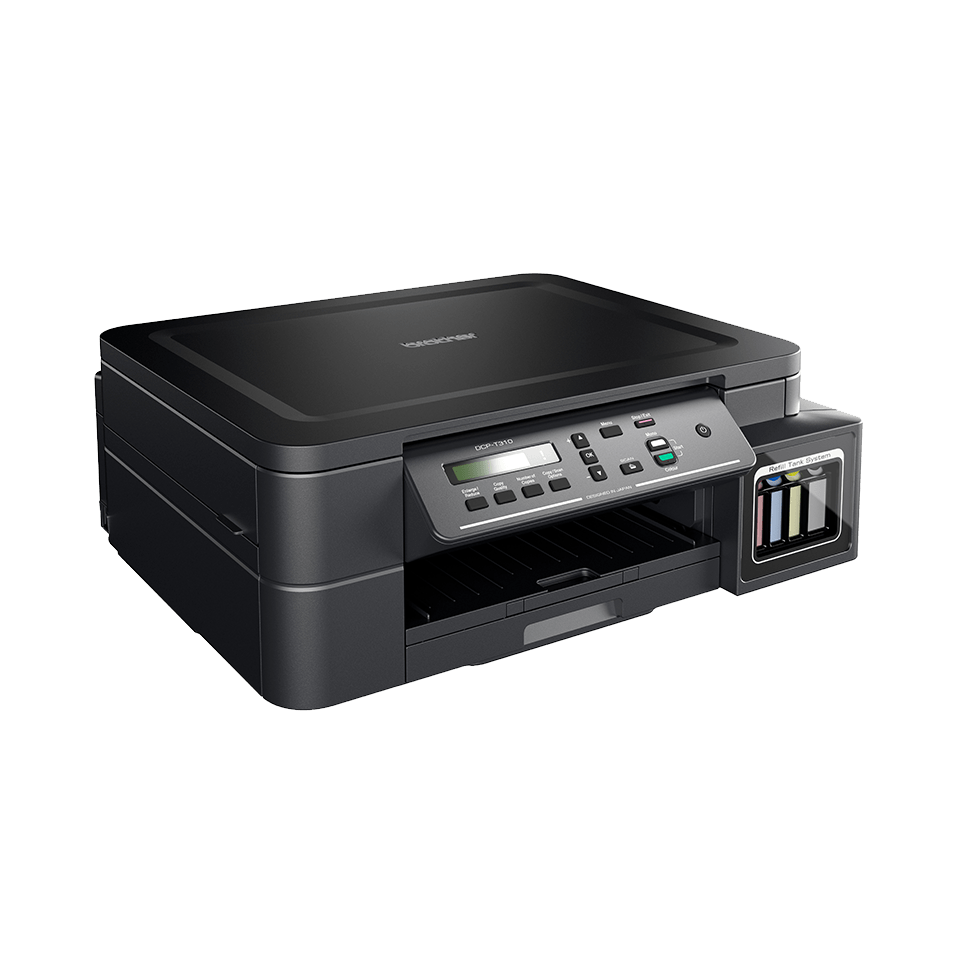 DCP-T310 InkBenefit Plus barevná multifunkční inkoustová tiskárna Brother