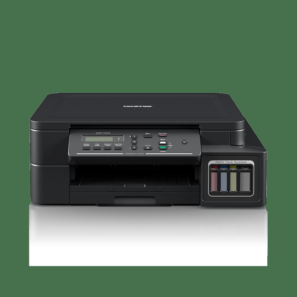 DCP-T310 InkBenefit Plus barevná multifunkční inkoustová tiskárna Brother 7