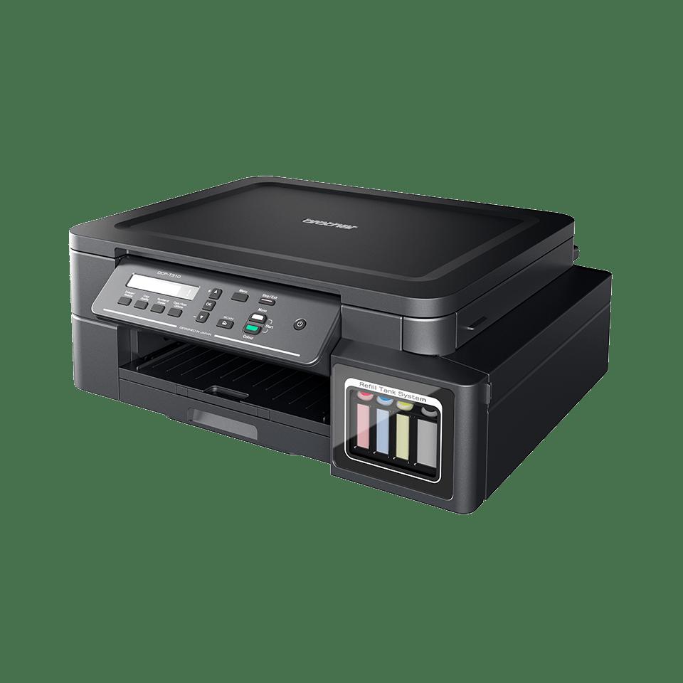 DCP-T310 InkBenefit Plus barevná multifunkční inkoustová tiskárna Brother 2