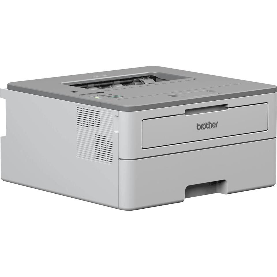 HL-B2080DW kompaktní drátová a bezdrátová mono laserová tiskárna tonerbenefit 3