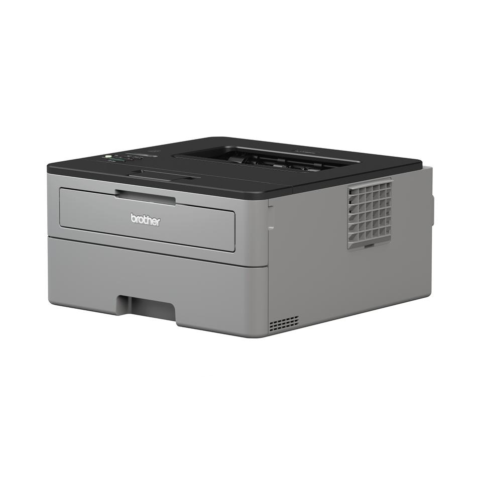 HL-L2352DW kompaktní mono bezdrátová laserová tiskárna 2